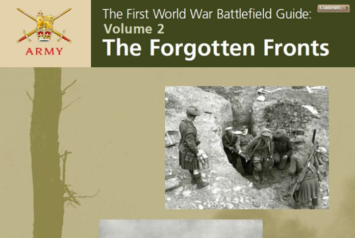 The Forgotten Fronts - Volume 2